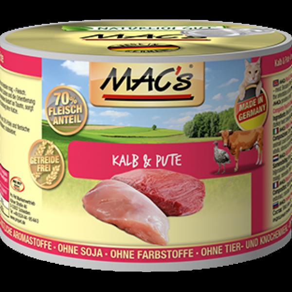 MACs Kalb & Pute 200g